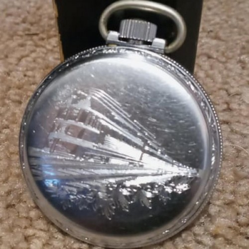 Hamilton Grade 993 Pocket Watch Image