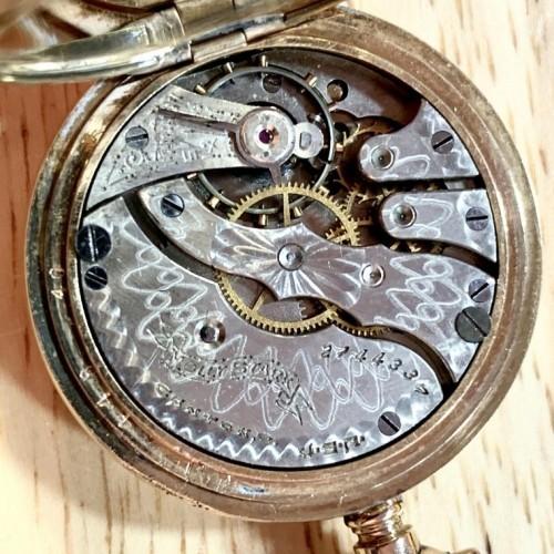 Hampden Grade Molly Stark Pocket Watch