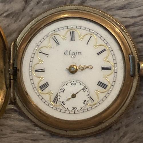 Elgin Grade 320 Pocket Watch Image