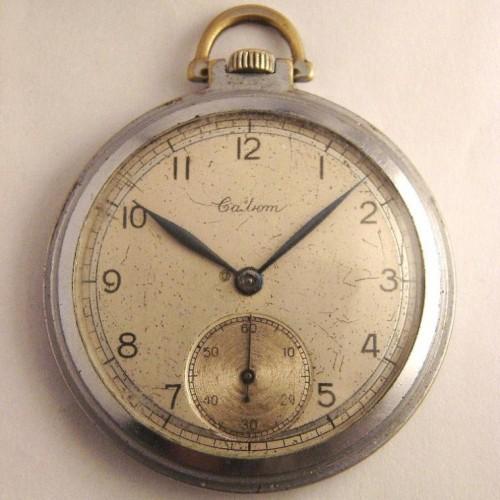 Molnija Grade Salut Pocket Watch Image
