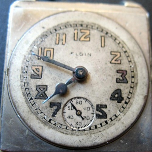 Elgin Grade 487 Pocket Watch