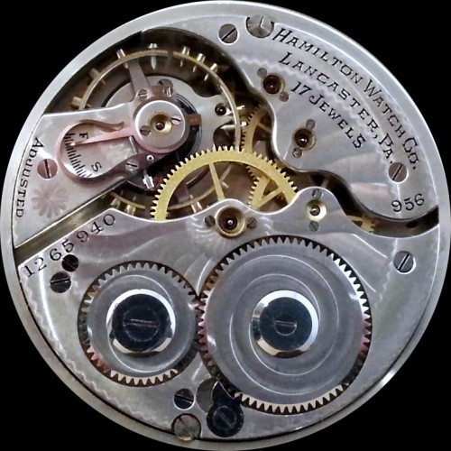 Image of Hamilton 956 #1265940 Movement
