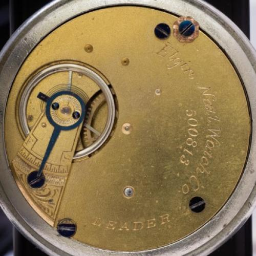 Elgin Grade 11 Pocket Watch Image