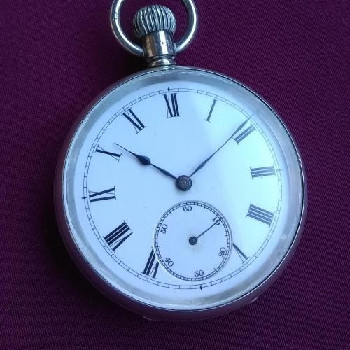 Elgin Grade 104 Pocket Watch