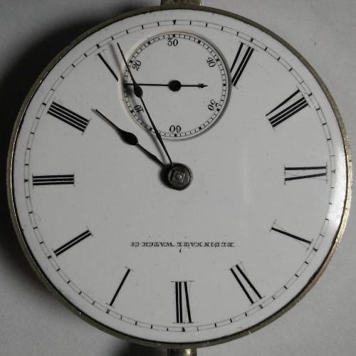 Elgin Grade 87 Pocket Watch Image