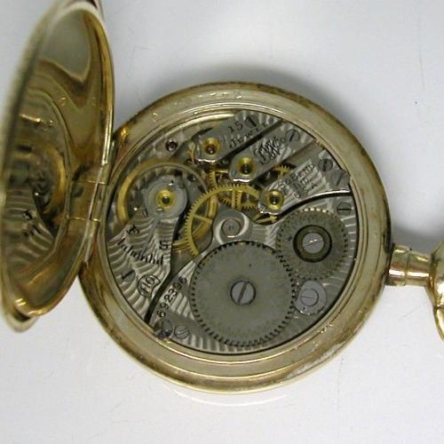 South Bend Grade 110 Pocket Watch Image