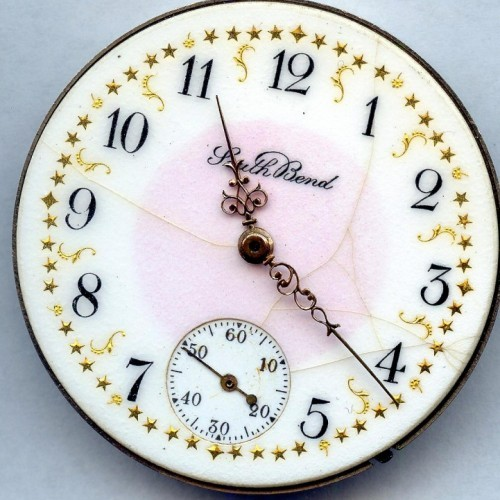 South Bend Grade 204 Pocket Watch Image