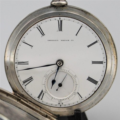 Melrose Watch Co. Grade Melrose Watch Compnay Pocket Watch Image