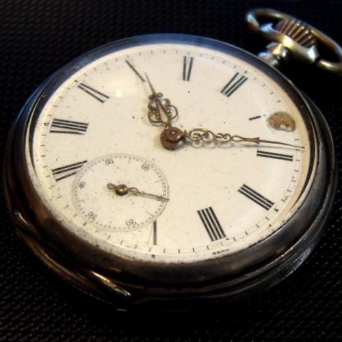 Other Grade Cortebert Pocket Watch Image
