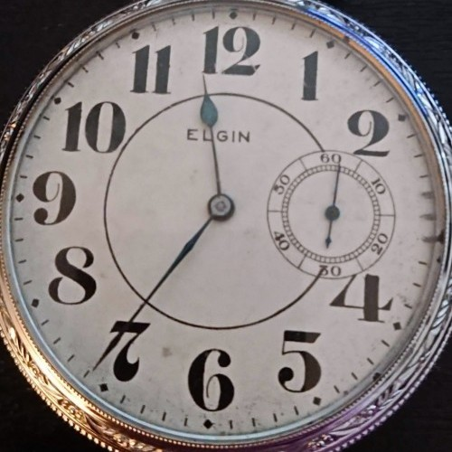 Image of Elgin 290 #23055119 Dial