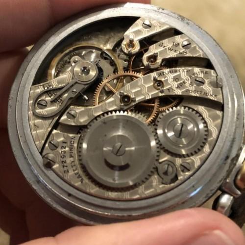 Illinois Grade 106 Pocket Watch