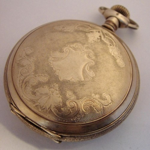Columbus Watch Co. Grade 32 Pocket Watch Image