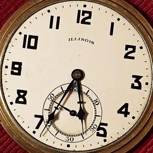 Image of Illinois 405 #3640082 Dial