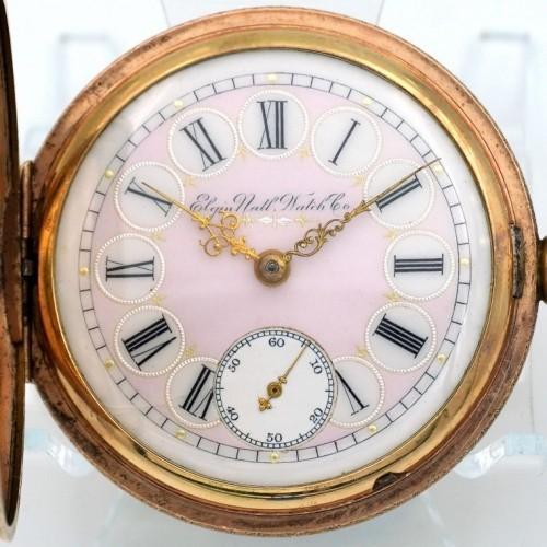 Elgin Grade 144 Pocket Watch Image