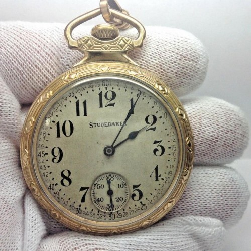 south bend pocket watch serial numbers