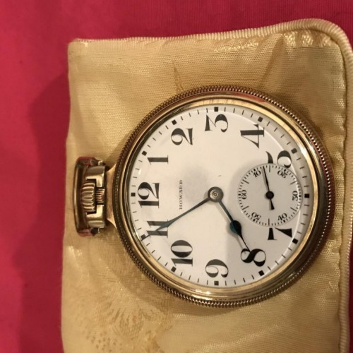 Keystone Watch Case Co. Grade Series11 Pocket Watch Image