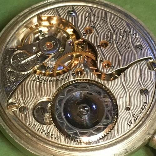 Illinois Grade 175 Pocket Watch