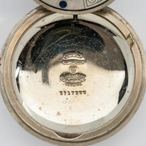 Elgin Grade 44 Pocket Watch Image