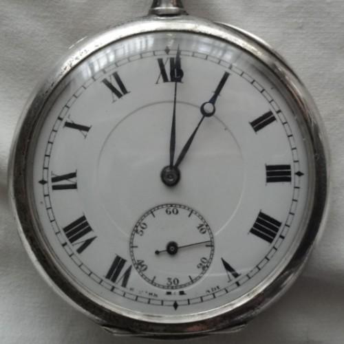 Longines Grade 19.25 Pocket Watch Image