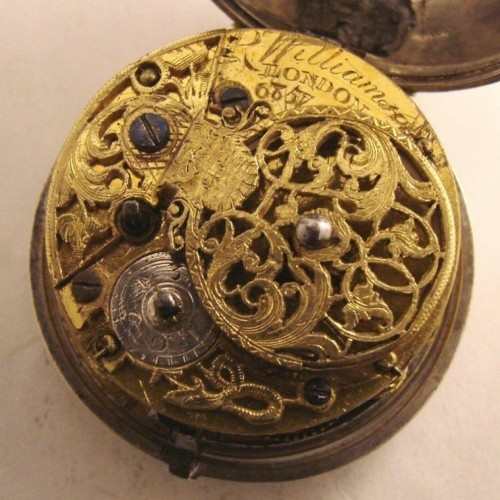 Other Grade Rice Williamson Pocket Watch Image