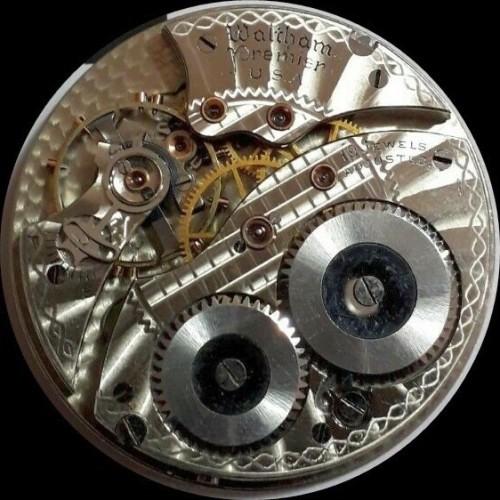 Waltham Grade No. 239 Pocket Watch Image