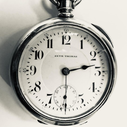 Seth Thomas Grade 506 Pocket Watch Image