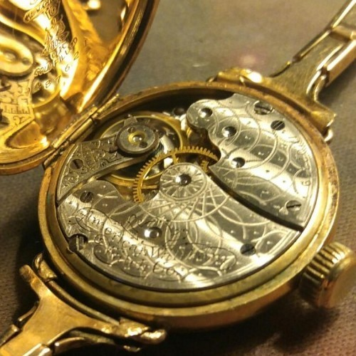 Waltham Grade No. 65 Pocket Watch Image