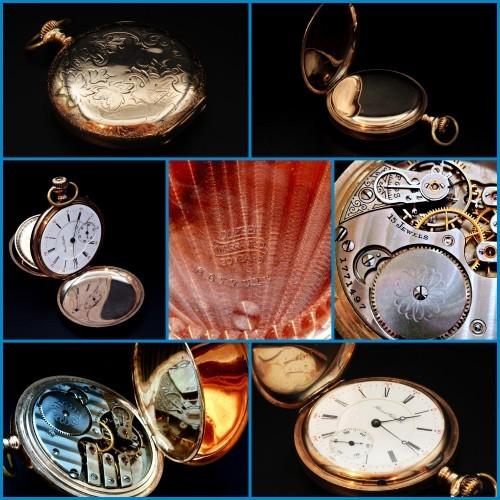 Illinois Grade 183 Pocket Watch Image