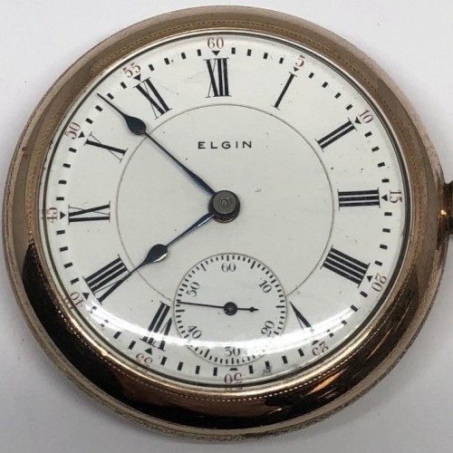 Elgin Grade 149 Pocket Watch Image
