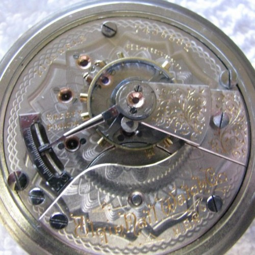 Elgin Grade 150 Pocket Watch Image