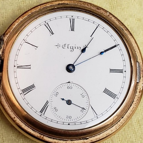 Image of Elgin 216 #8376977 Dial