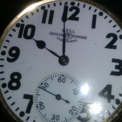 Ball Grade 999P Pocket Watch Image