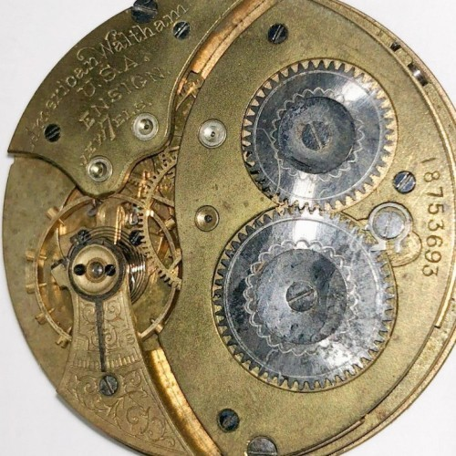 Waltham Grade Export Pocket Watch Image