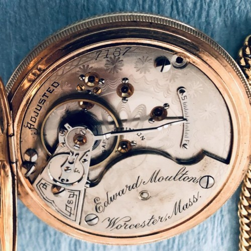 Hamilton Grade 937 Pocket Watch Image