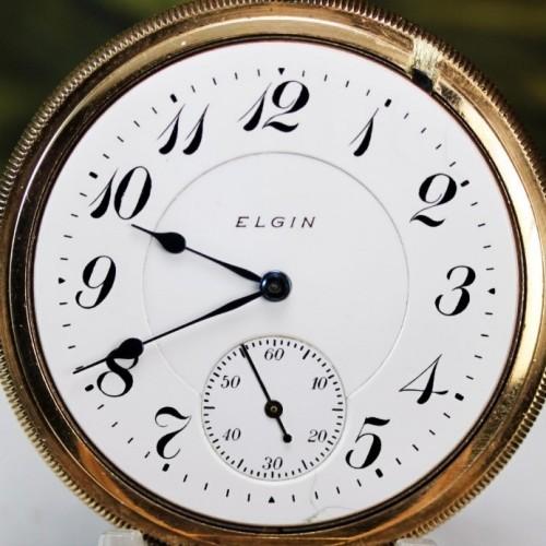 Elgin Grade 270 Pocket Watch Image