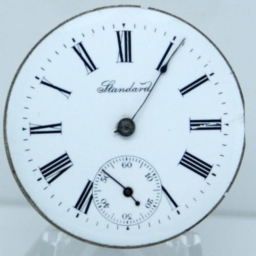 New York Standard Watch Co. Grade 148 Pocket Watch Image
