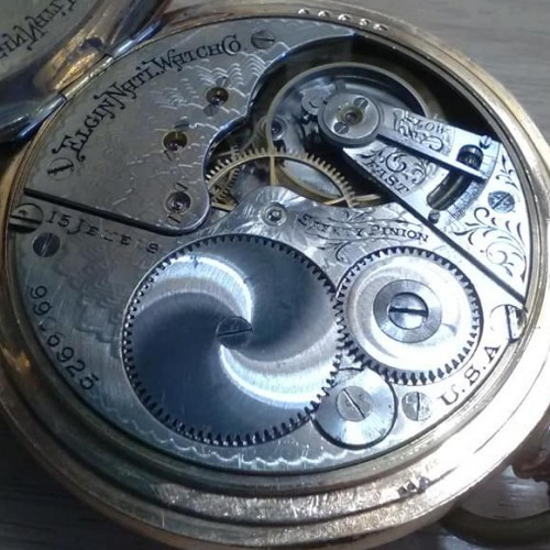 Elgin Grade 258 Pocket Watch Image