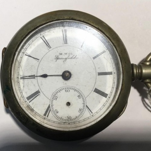 Marion Watch Co. Grade  Pocket Watch Image