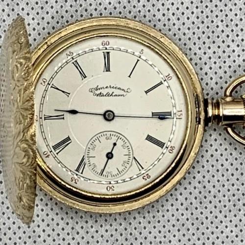 Waltham Grade K Pocket Watch Image