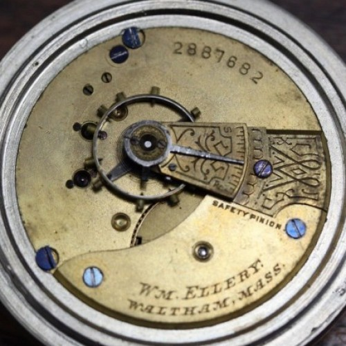 american waltham watch co.</p> <p> </p> <p>American Waltham Watch Co. Serial Number - <a href=