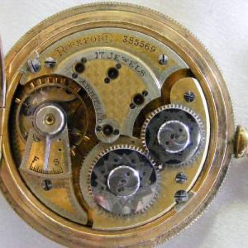 Rockford Grade 103 Pocket Watch Image