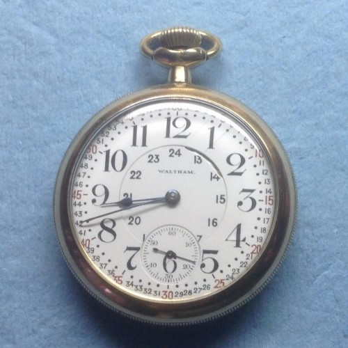 Image of Waltham No. 645 #19088797 Dial