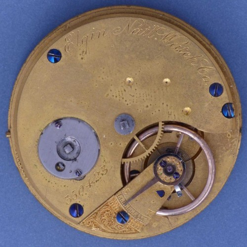 Elgin Grade 56 Pocket Watch Image