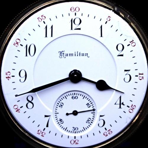 Hamilton Grade 960 Pocket Watch Image