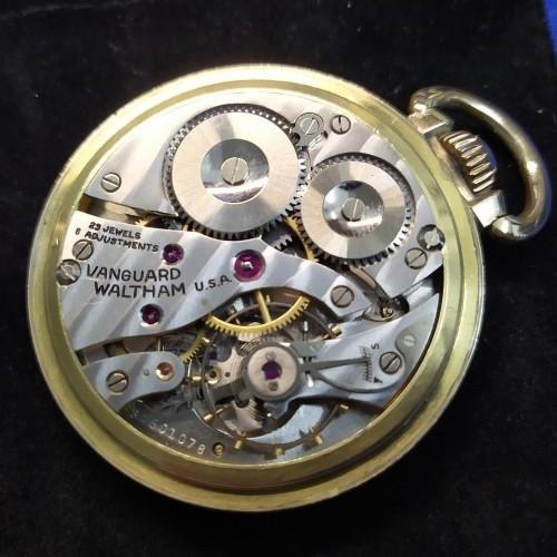 Waltham Grade No. 1623 Pocket Watch Image