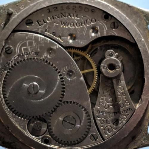 Elgin Grade 324 Pocket Watch Image