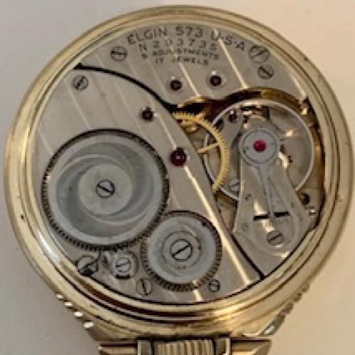 Ball - Elgin Grade  Pocket Watch Image