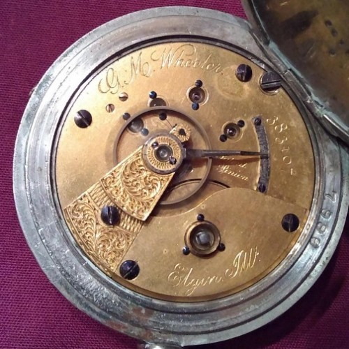 Image of Elgin 57 #383107 Movement