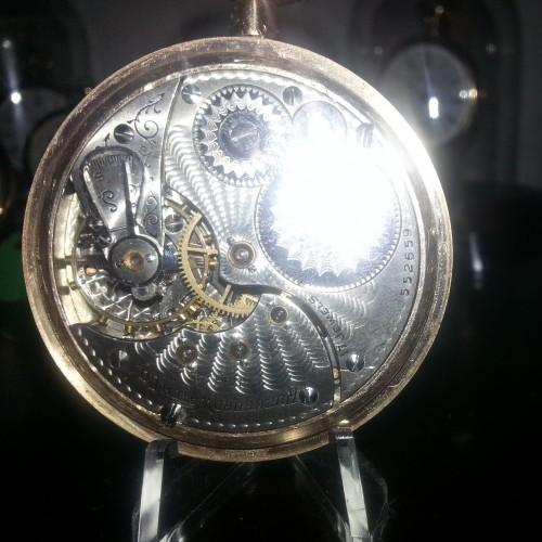 Rockford Grade 575 Pocket Watch Image