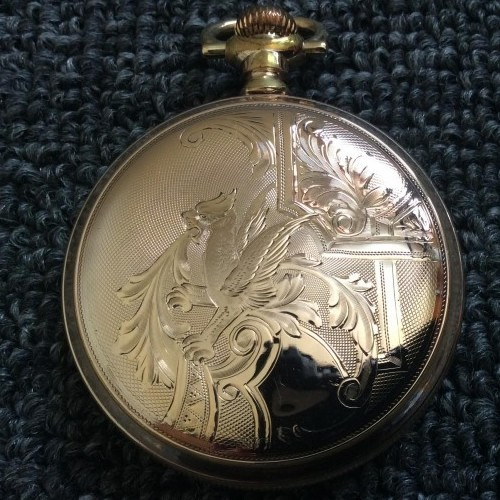Hamilton Grade 952 Pocket Watch